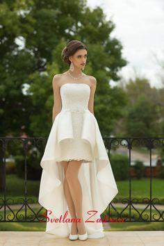 Свадебные платья 17-273 / Каталог свадебных платьев - купить свадебные платья в свадебном салоне Светланы Зайцевой / Коллекции