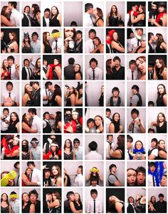 Photo Booth Backgrounds | What Do It