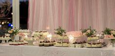 Sweet Table del bautizo de Amelia! #7MomentsiEspais