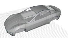 Modeling of the Maseratti GT