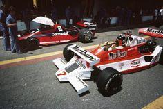 (James Hunt McLaren - Ford 1978