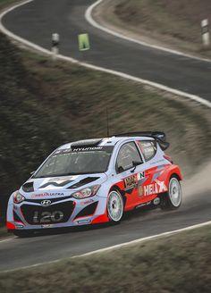 Thierry Neuville / Nicolas Gilsoul, ADAC Rallye Deutschland 2014