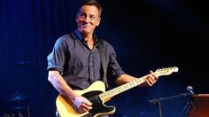 NPR News: Bruce Springsteen Is Headed To Broadway For An Intimate Series Of Performances