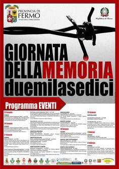 Programma giornata della memoria 2016