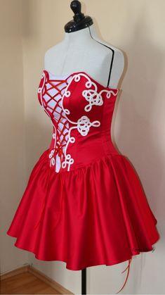 Piros,magyaros menyecske ruha,zsinóros díszítéssel. Peplum, Outfits, Gallery, Dresses, Women, Fashion, Vestidos, Moda, Suits
