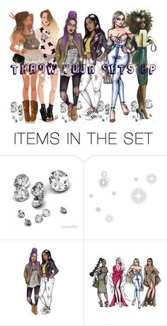 """""""JOIN MY GROUP"""" by texasradiance ❤ liked on Polyvore featuring art"""