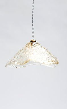 Funny work of light Epoxy Polyester Pendant by AyaandJohnLighting
