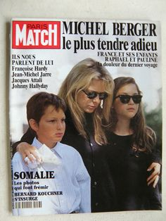 France Gall et ses enfants