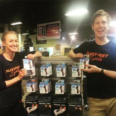 Zensah's Plantar Fasciitis Sleeve - Perfect for that certain someone in pain. Just ask the Fleet Feet Syracuse staff!