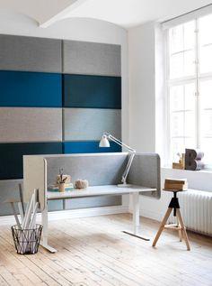 Domo_Borselius_Abstracta #desk #fabric #furniture