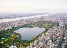 the higher view of #centralpark # | @nyonair