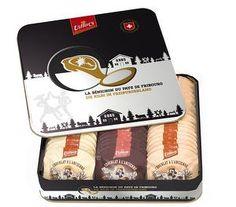"Box of chocolates ""Bénichon"" Chocolate Box, Lunch Box, Switzerland, News"