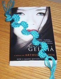 crochet mama's blog: Ocean Waves, Lollipops and Alien Bookmarks