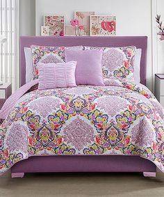 Another great find on #zulily! Dolce Vita Quilt Set by Victoria Classics #zulilyfinds
