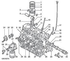 20+ Best Engine Diagram images | used engines, ford ranger, engineeringPinterest