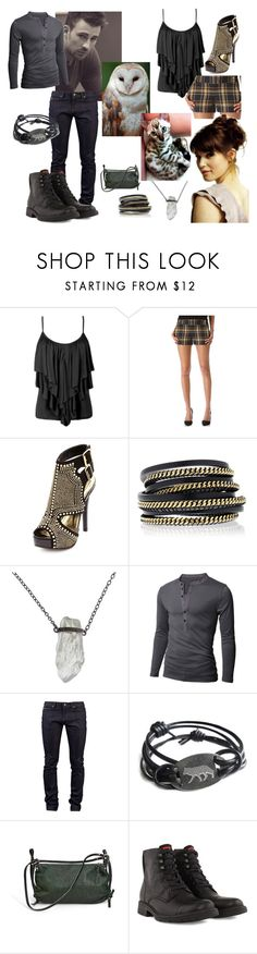 """""""A Second Chance- Chapter 26"""" by crossxover ❤ liked on Polyvore featuring Alice + Olivia, Charlotte Russe, LK Designs, Doublju, Naked & Famous, Ina Kent, Camper, harrypotter, Avengers and fanfiction"""