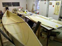 Gorewood Solo Canoe - a present-day interpretation of the birchbark canoe - Page 2 Birch Bark, Present Day, Canoeing, Boats, Home Decor, Sailing Ships, Ships, Decoration Home, Canoes