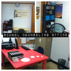 My school counseling office !