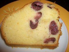 Verboten gut ⚠: Vanillegugelhupf mit Süßkirschen in Eckes Edelkirsch