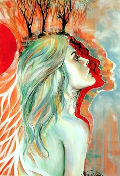 Provoke Me... by weroni.deviantart.com on @DeviantArt