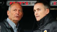 Ron Dennis and Martin Whitmarsh McLaren boss Ron Dennis is convinced the team will win races again this year now he is back in control. McLaren had their least successful season since 1980 last year, prompting Dennis to remove team principal Martin Whitmarsh and instigate a restructure.