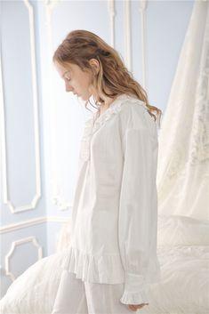e7d510fb37 Innocent Girl 100% Cotton Elegant Pajamas Night Suit Women – Prinsty Night  Suit