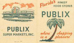Vintage Publix
