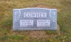 William F. Cowhey, Jr., 1935-2006