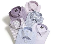Shirts in each shade for every mood @ www.saksoff5th.com