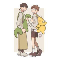 Cute Art Styles, Cartoon Art Styles, Art Reference Poses, Drawing Reference, Character Illustration, Illustration Art, Korean Art, Fanarts Anime, Boy Art