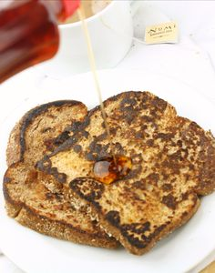 This is the ONLY french toast recipe I will make. It's perfect. Easy, 90 calories, and so so good.