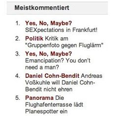 Both of my last articles are in the top 5 of Journal Frankfurt! Thank you dear readers for your support! ♥ www.journal-frankfurt.de/galia