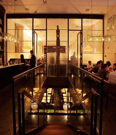 The Mercer Hotel / Restaurant SoHo, NYC (USA, NY)
