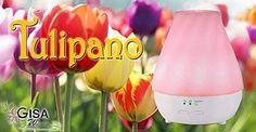 Diamo il benvenuto ad un nuovo membro della famiglia #gisawellness il nuovo diffusore #tulipano 🌷💐 Venite a scoprire tutte le sue caratteristiche e il suo imbattibile prezzo sul nostro sito (link in bio)  #diffusore #diffusorediaromi #diffusorediaroma #lampada #aromaterapia #cromoterapia #olioessenziale #oliessenziali #benessere #wellness #relax #summer #new #novità