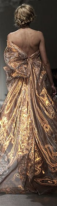 Ideal Beauty, My Point Of View, Formal Dresses, Wedding Dresses, Solid Gold, One Shoulder Wedding Dress, Ball Gowns, Couture, Elegant