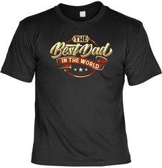 T-Shirt zum Vatertag für Papa - Vatertagsgeschenk http://amzn.to/1SSSFxc
