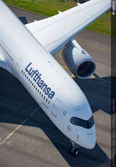Lufthansa's A350
