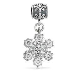 Bling Jewelry 925 Silver Crystal Christmas Snowflake Dangle Bead Fits Pandora Bling Jewelry http://www.amazon.com/dp/B00AB2ZRG4/ref=cm_sw_r_pi_dp_86X9tb05H5JA4