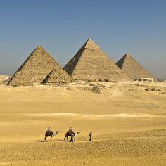 L'énigme des pyramides de Gizeh  dans Egypte ancienne                                                                                                                                                                                 Plus