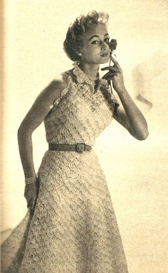 Vintage Crochet Pattern PDF Download Now 1950.S by Knittingknitch, $1.00