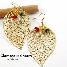 Glamorous Charm Earrings