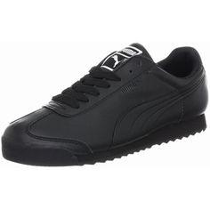 Giày Da Nam Puma Roma Basic Đen Thể Thao Xem thêm giày thể thao: http://taru.vn/giay-theo-thao-dep-hang-hieu