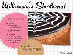 Millionaires shortbread