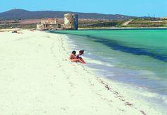 Stintino spiaggia delle saline