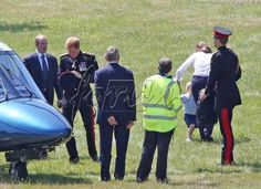 June 12, 2015 - Prince George with his nanny saying goodbye to uncle Harry. XPOSURE_PRINCE_GEORGE_EX-20.jpg