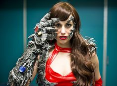 Witchblade cosplay by Meagan Marie. Photographed by Onigun Witchblade Cosplay, Film Base, Ms Marvel, Image Comics, Geek Girls, Playing Dress Up, Cosplay Costumes, Most Beautiful, Indie