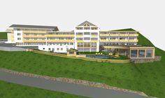 So wir das NEUE Hotel Gerstl aussehen.