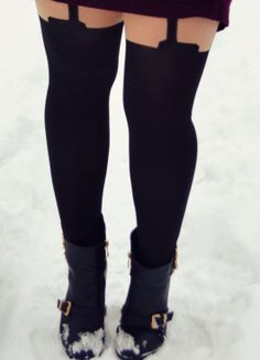 Cool tights