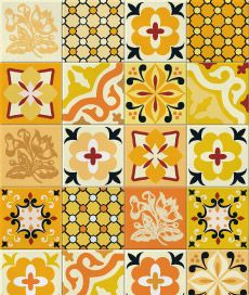 yellow blocks