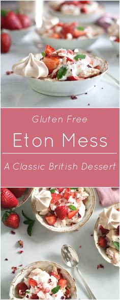 """I have been wanting to post Eton Mess for a long time. So when I was approached by Marissa Hermer (Ladies of London), and asked if I'd be willing to try out one of her recipes fromher new book, An American Girl in London,I was excited to find Eton Mess in the """"pudding"""", (dessert) section....Read More »"""